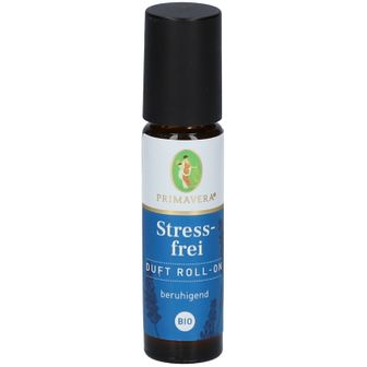 PRIMAVERA® Stressfrei Duft Roll-On bio