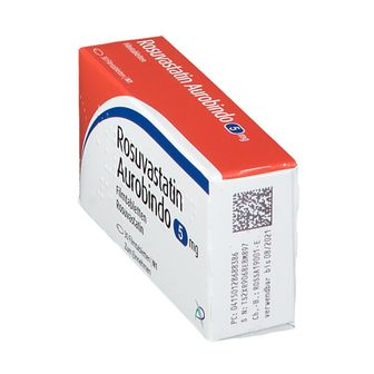 ROSUVASTATIN Aurobindo 5 mg Filmtabletten
