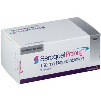 Seroquel® Prolong  150 mg