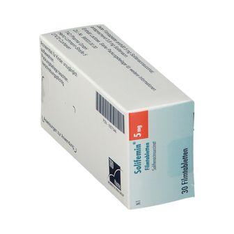 SOLIFEMIN 5 mg Filmtabletten