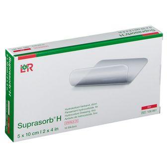 Suprasorb® H Hydrokolloid-Verband dünn 5 x 10 cm