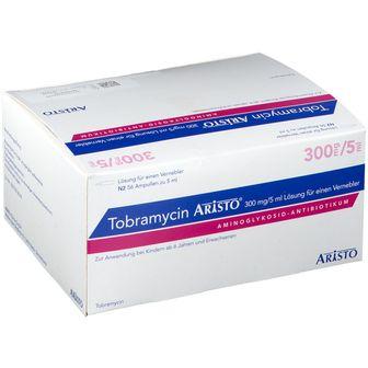 Tobramycin Aristo® 300 mg/5 ml
