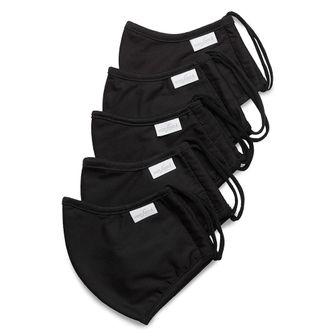 Van Laack Essential Mund-Nasen-Maske schwarz