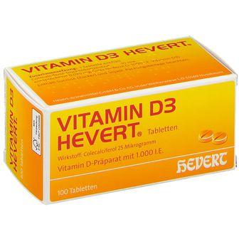 VITAMIN D3 HEVERT®