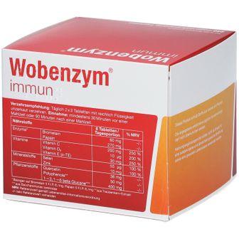 Wobenzym® immun