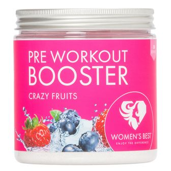 WOMENS BEST - Pre Workout Booster Crazy Fruits