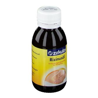 Zirkulin Raffiniertes Rizinusöl