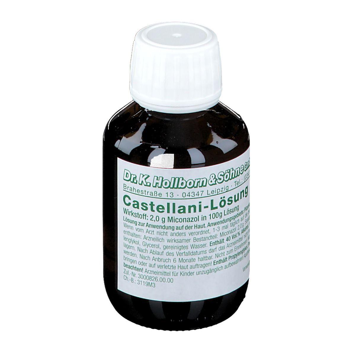 Castellani m. Miconazol Loesung