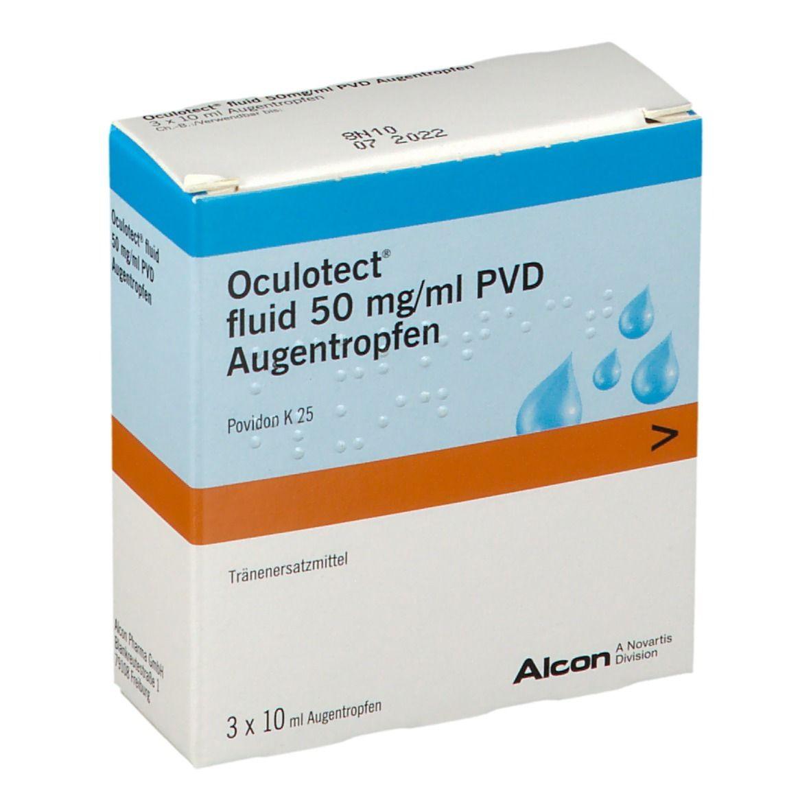 Oculotect® fluid PVD