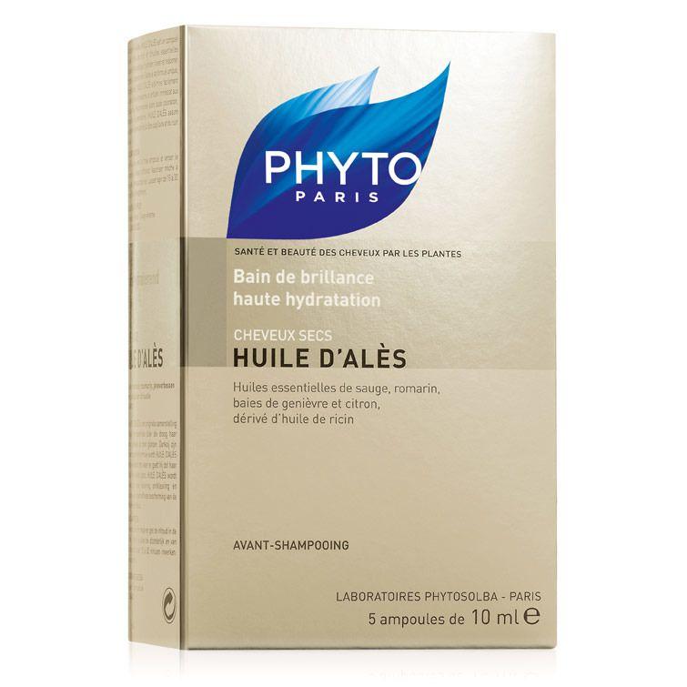 Phyto Huile D`alès Intensiv feuchtigkeitsspendende Öl-Kur