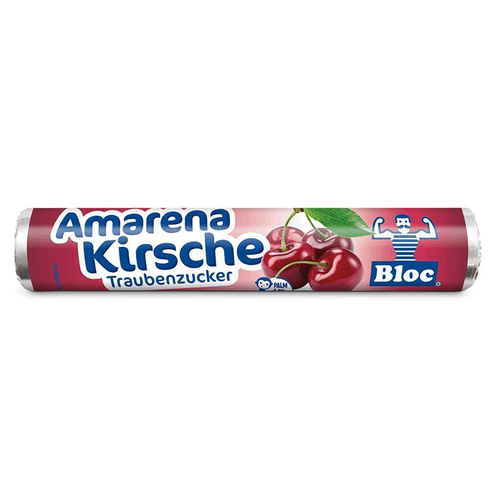 Bloc® Traubenzucker Amarenakirsche