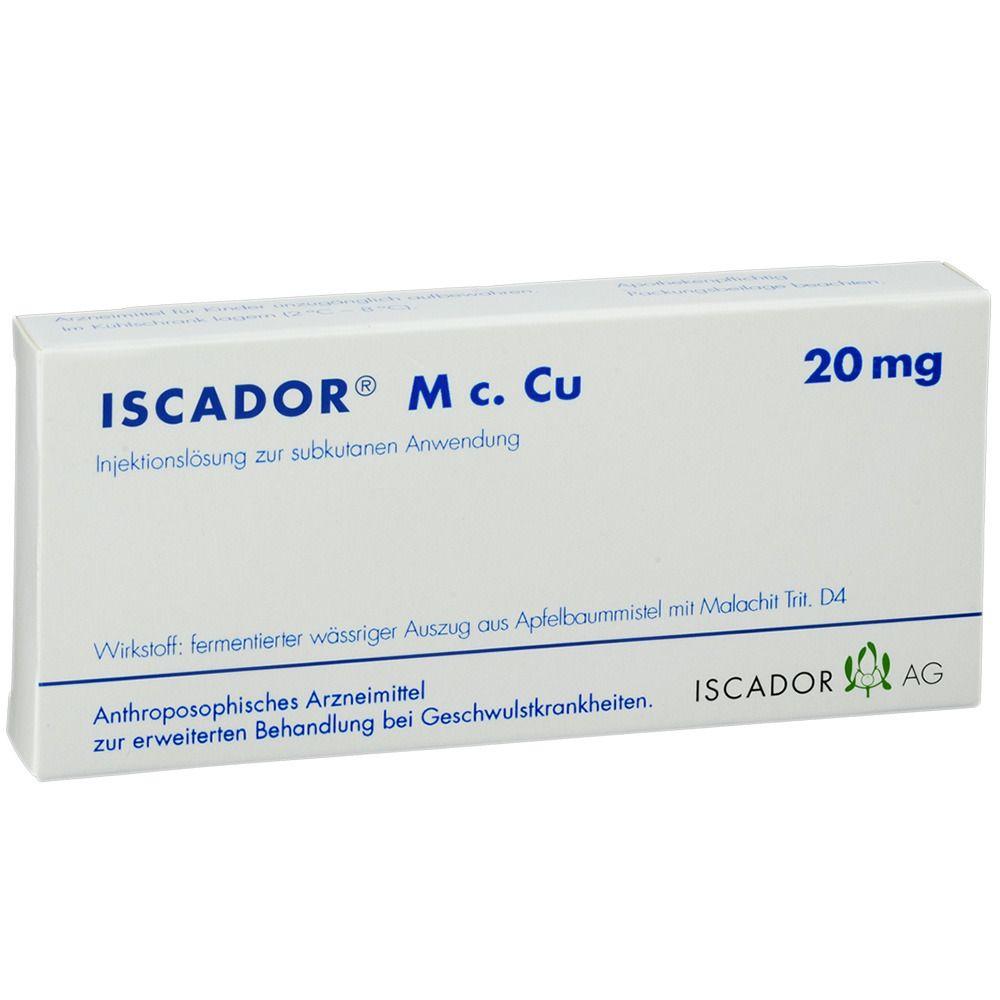 Iscador® M c. Cu 20 mg