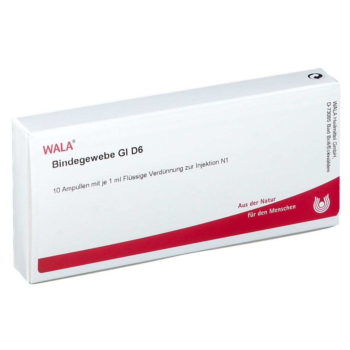 Wala® Bindegewebe Gl D 6