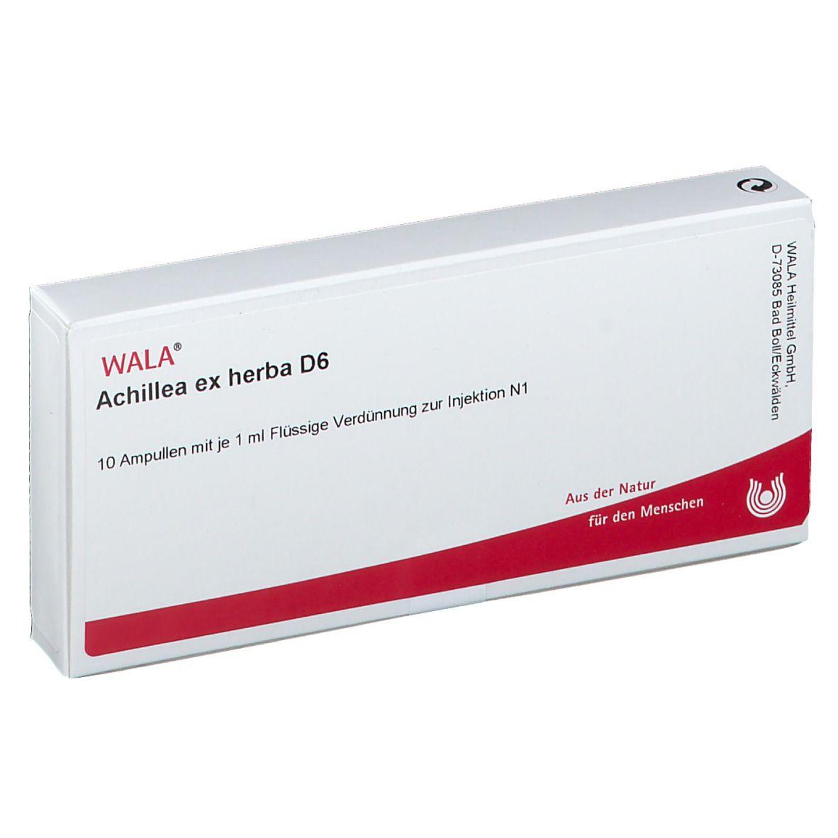 Wala® Achillea ex herba D 6