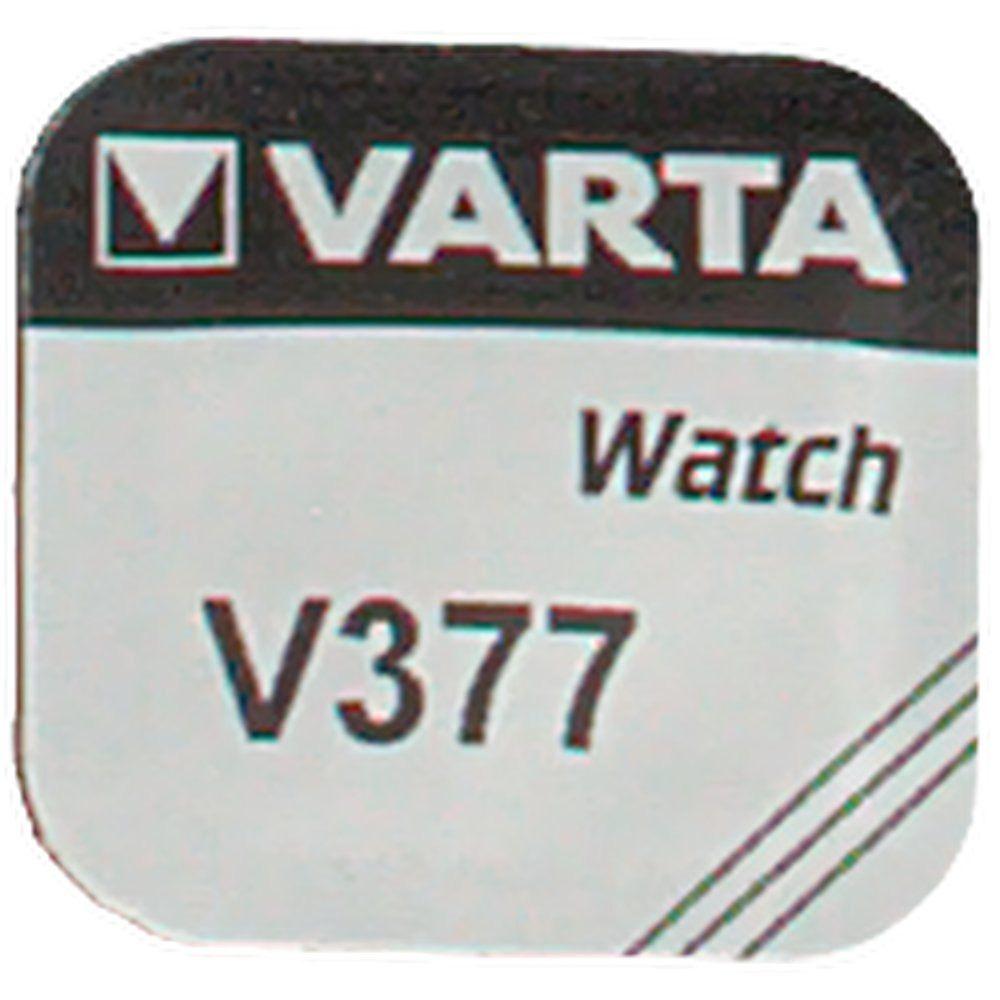 Batterien Knopfzelle Sr 626 Sw 377 1,55v