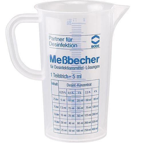 Bode Messbecher f. 250 ml