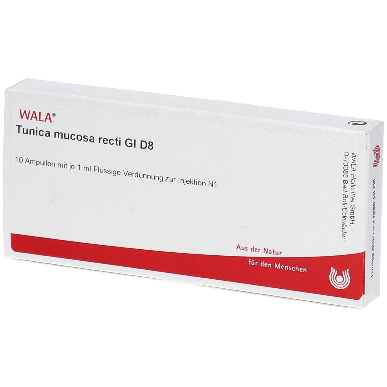 Wala® Tunica mucosa recti Gl D 8