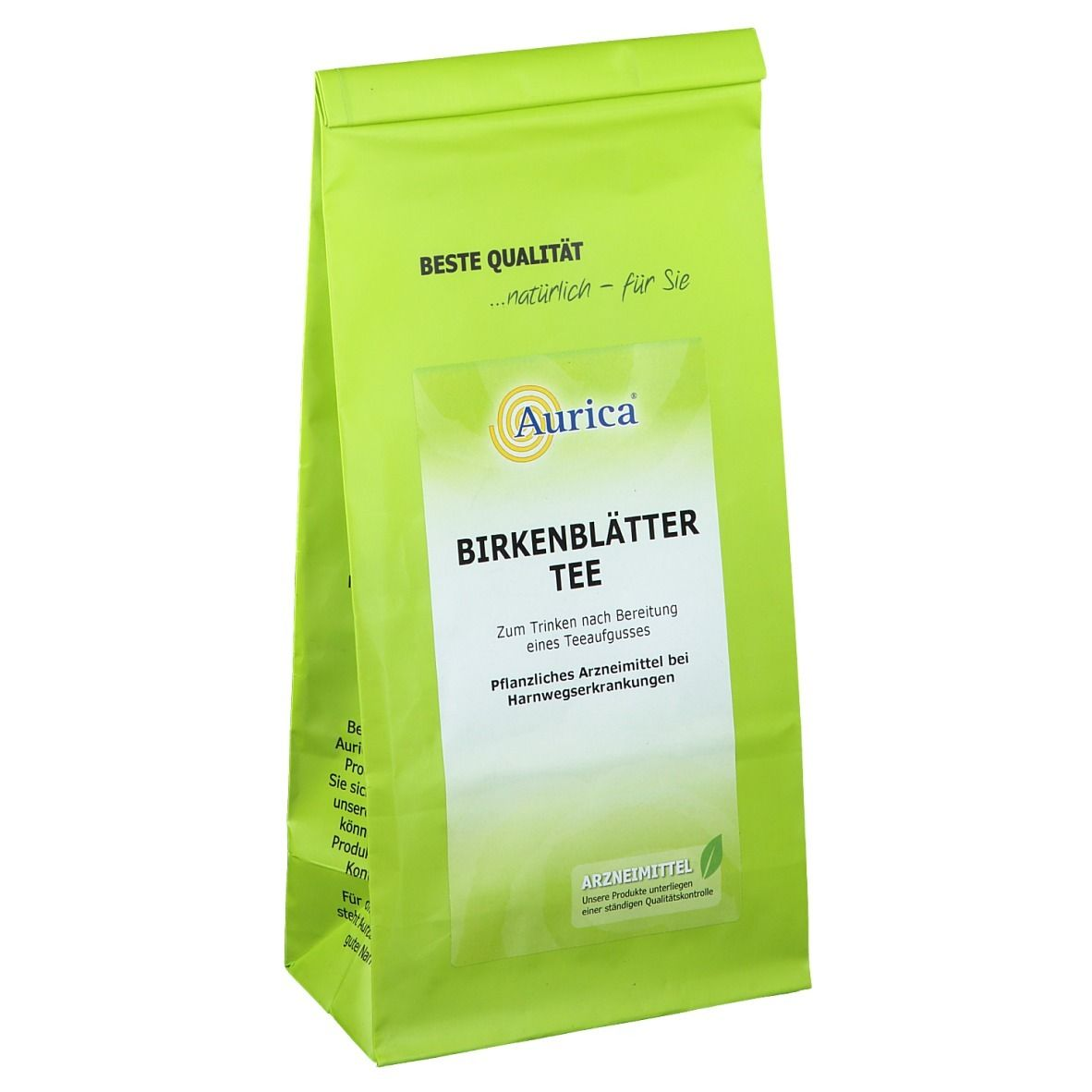 Aurica® Birkenblätter Tee