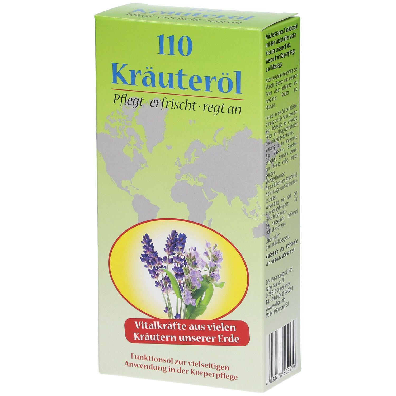 110 Kräuter Öl