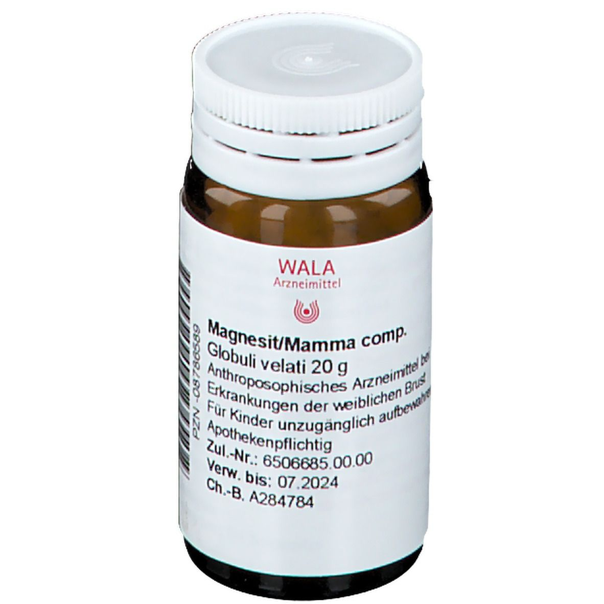 Wala® Magnesit/ Mamma Comp. Globuli