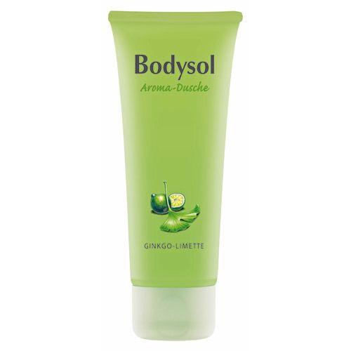 Bodysol Aromadusche Ginkgo-Limette