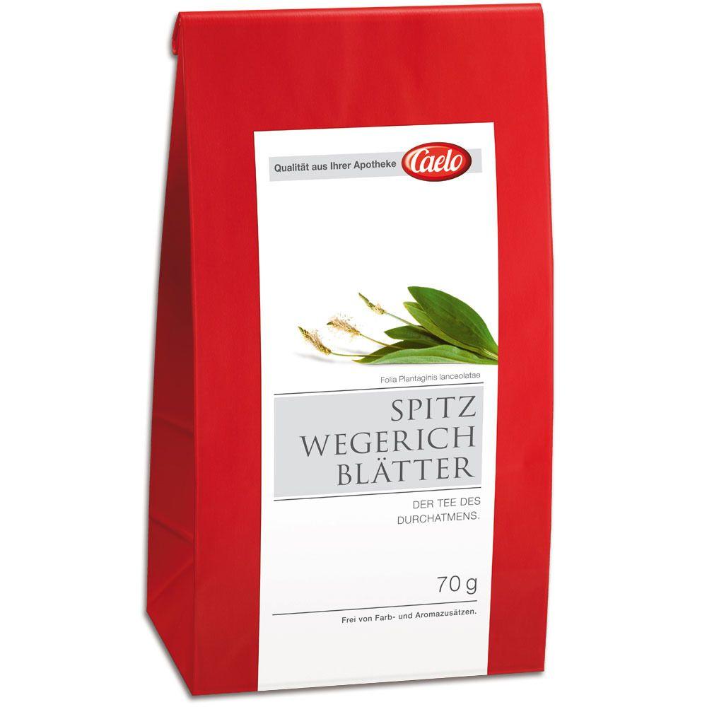 Caelo Spitzwegerichblätter Tee