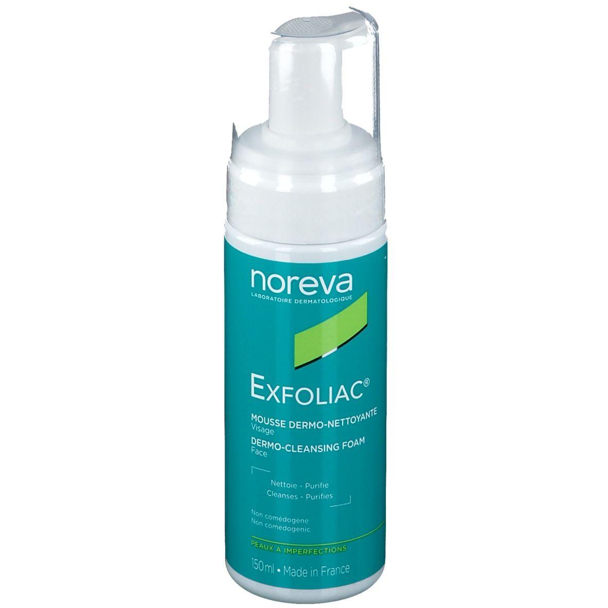 noreva Exfoliac® Reinigungsschaum