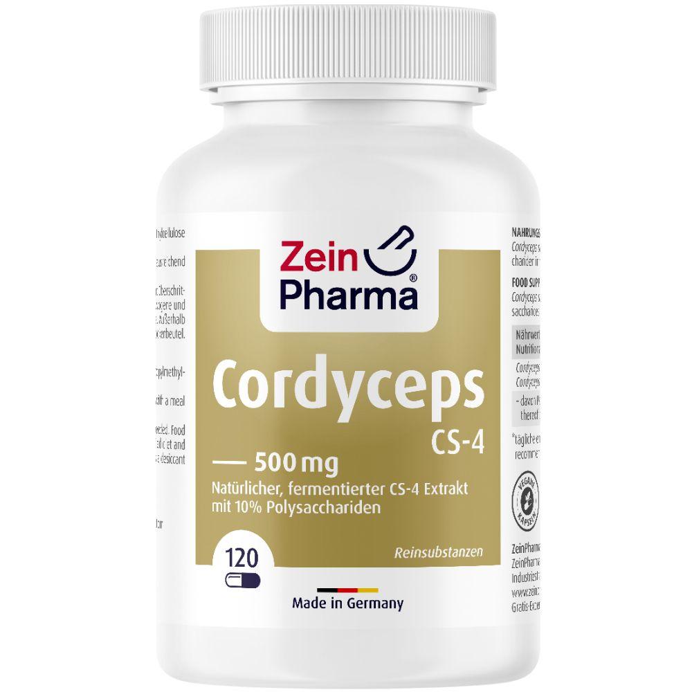 Cordyceps Cs-4 Kapseln