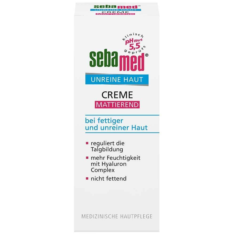 sebamed® Unreine Haut Creme Mattierend
