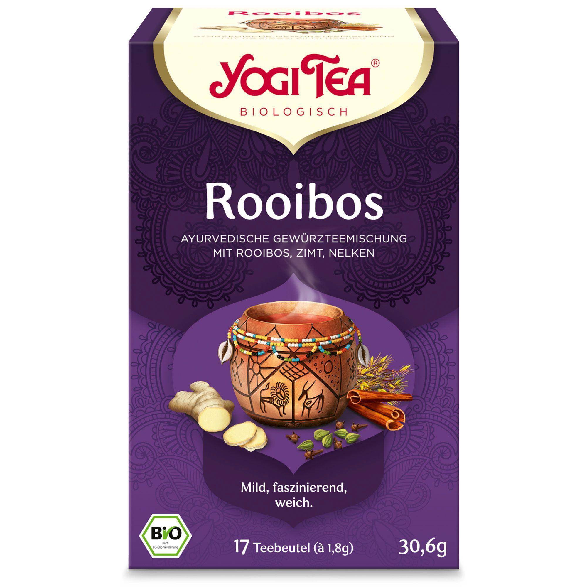 Yogi Tea® Rooibos