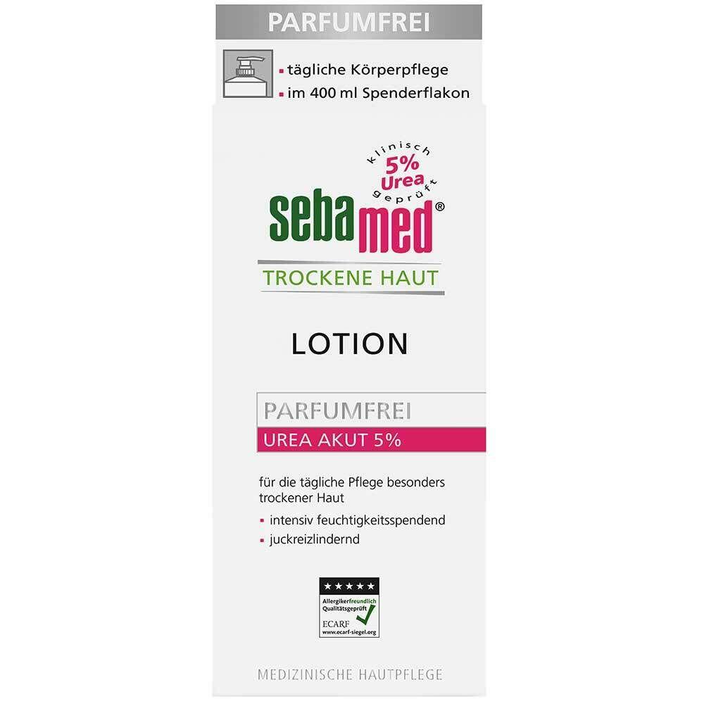 sebamed® Trockene Haut Parfumfrei Lotion Urea 5%
