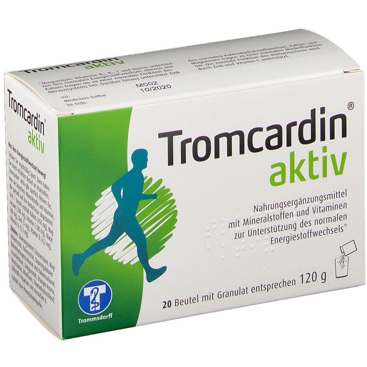 Tromcardin® aktiv