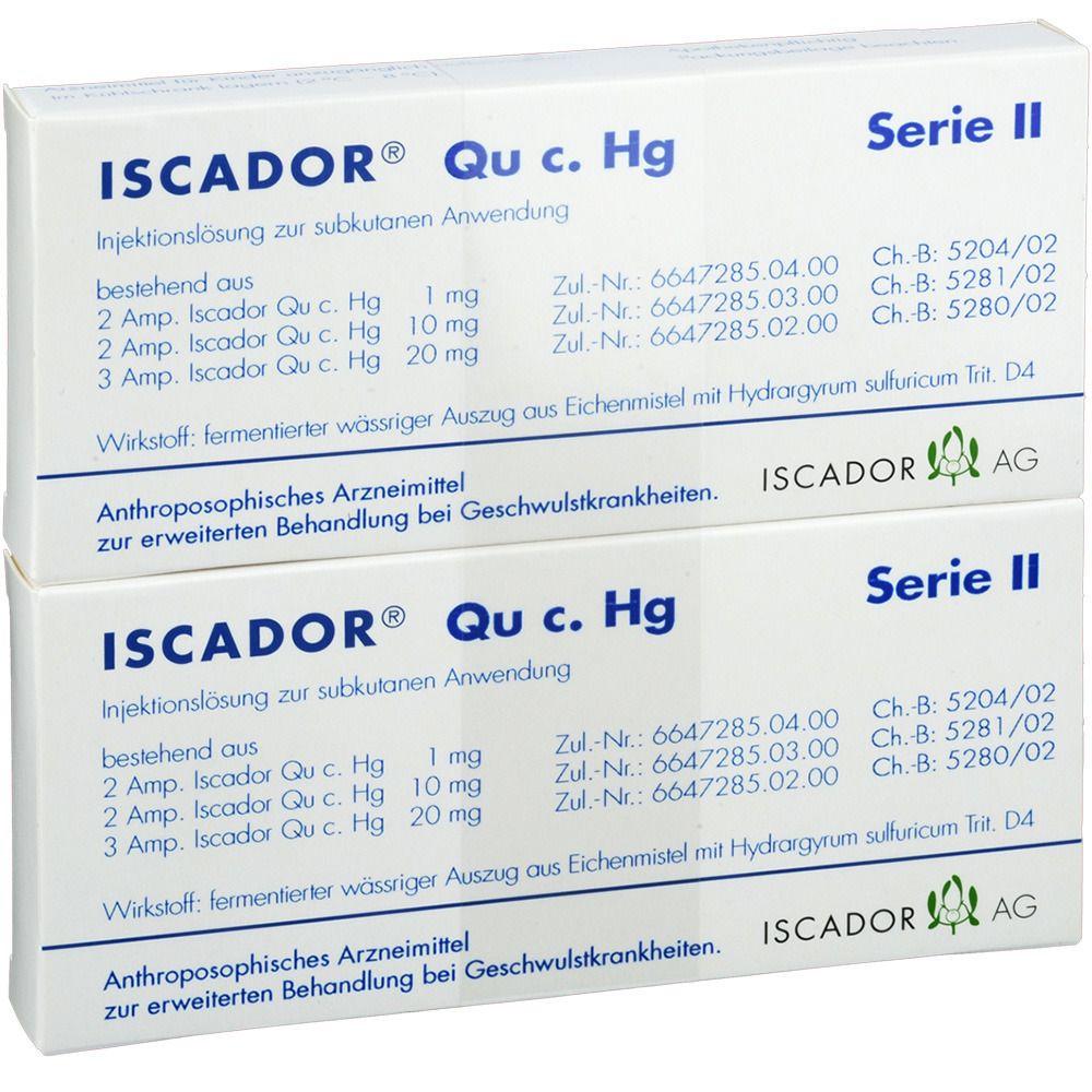 Iscador QU C HG Serie II