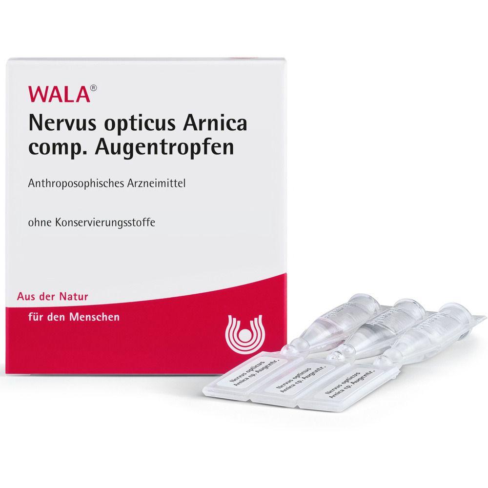 Wala® Nervus opticus Arnica comp Augentropfen