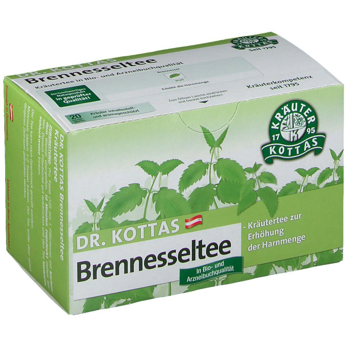 Dr. Kottas Brennesseltee Filterbeutel