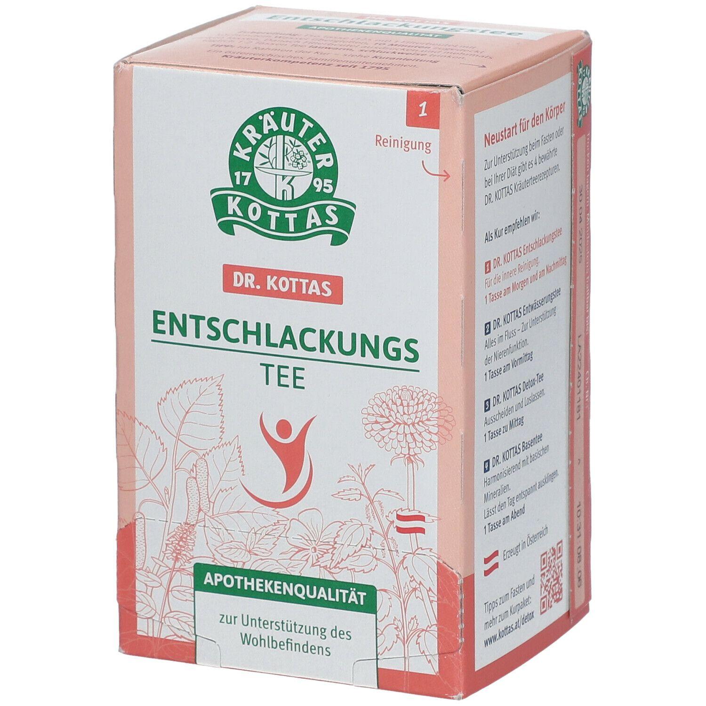 Dr. Kottas Entschlackungstee Filterbeutel
