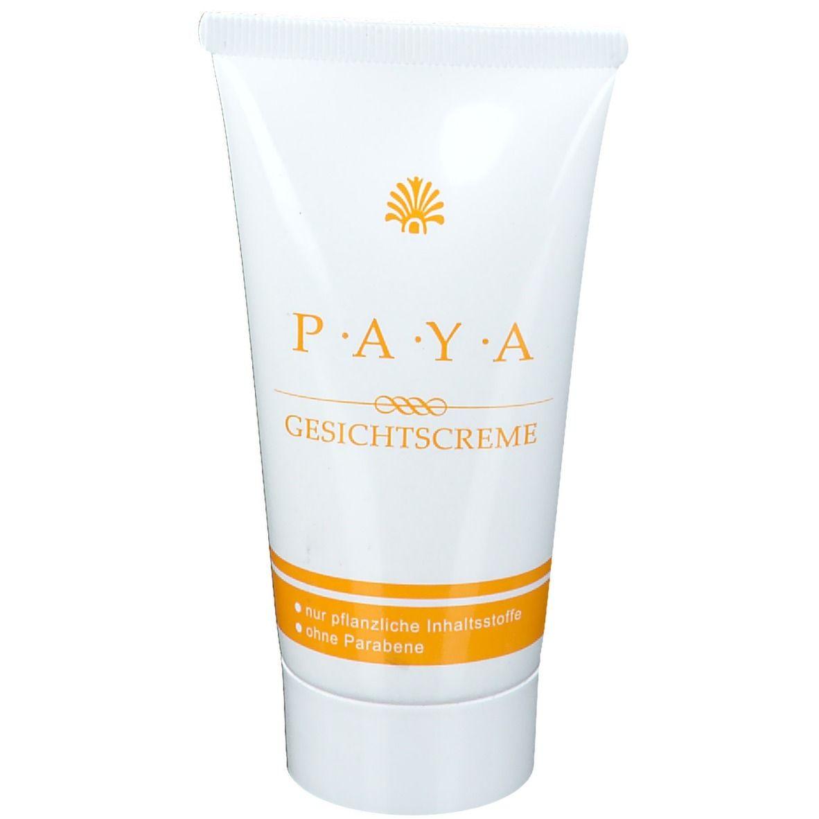 PAYA-Gesichtscreme
