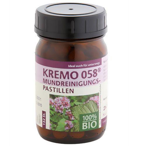 Kremo 058® Mundreinigungspastillen