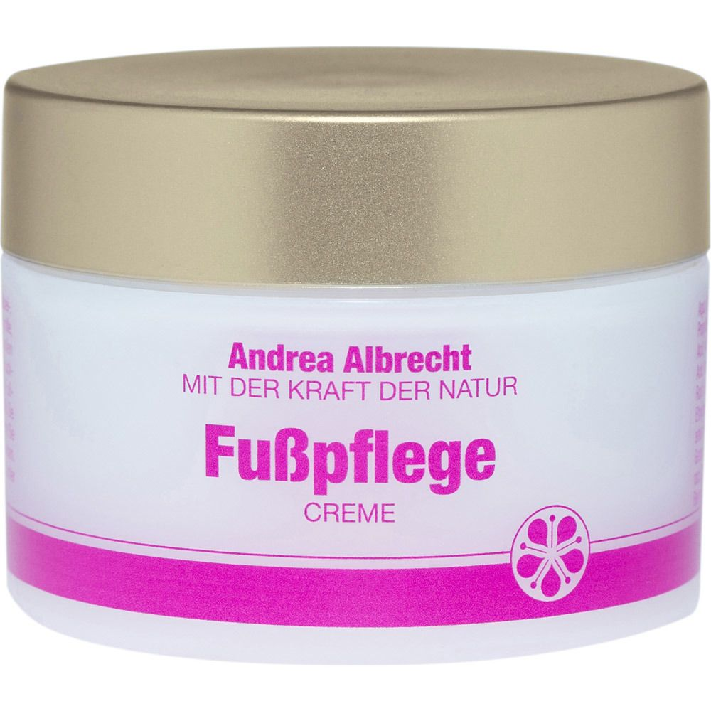 Andrea Albrecht Fußpflegecreme