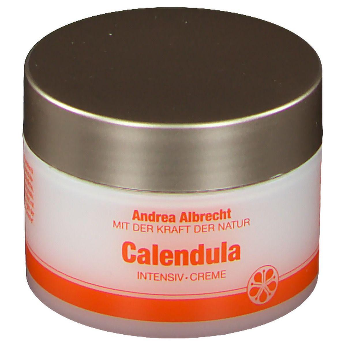 Andrea Albrecht Calendula Intensiv-Creme