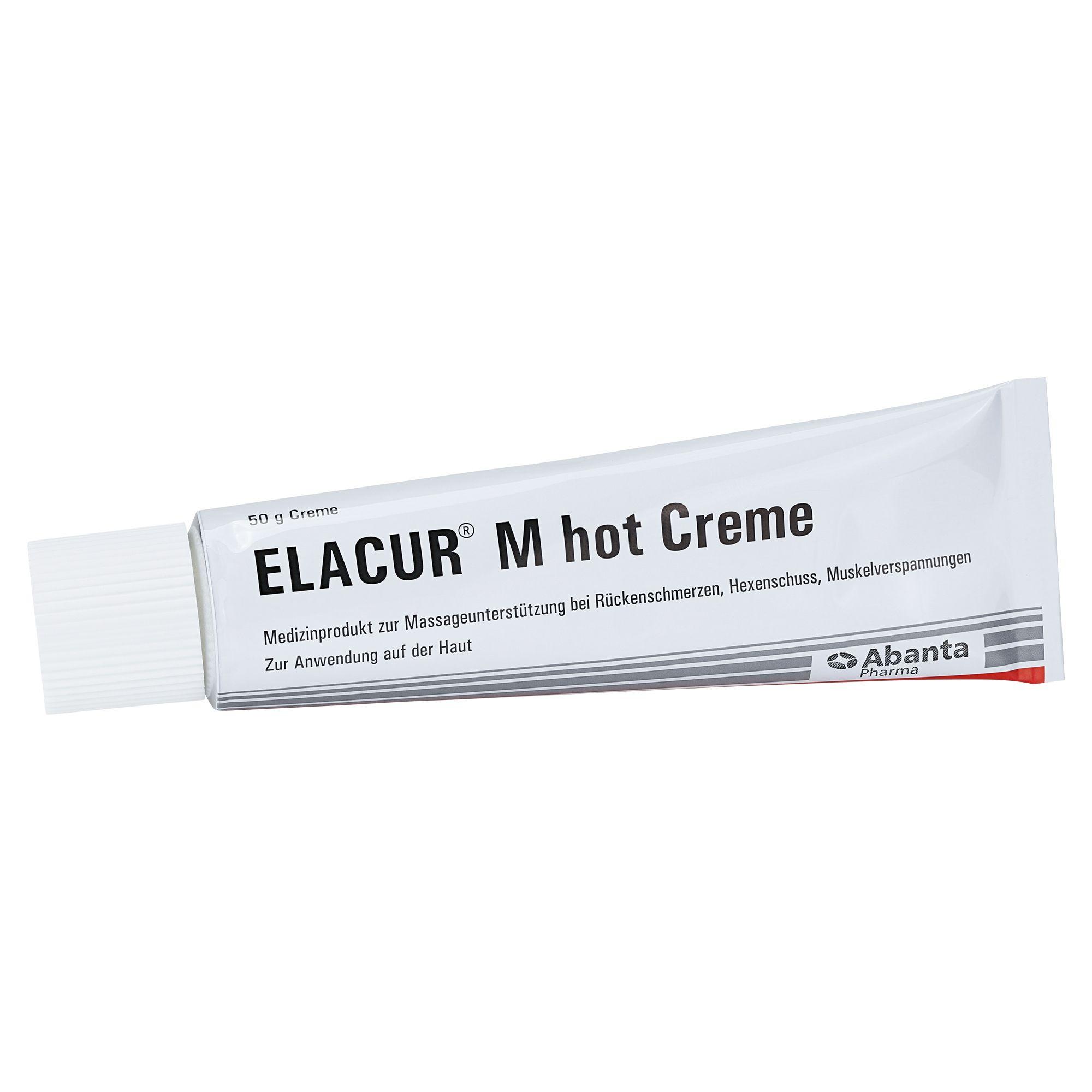 Elacur® M hot Creme