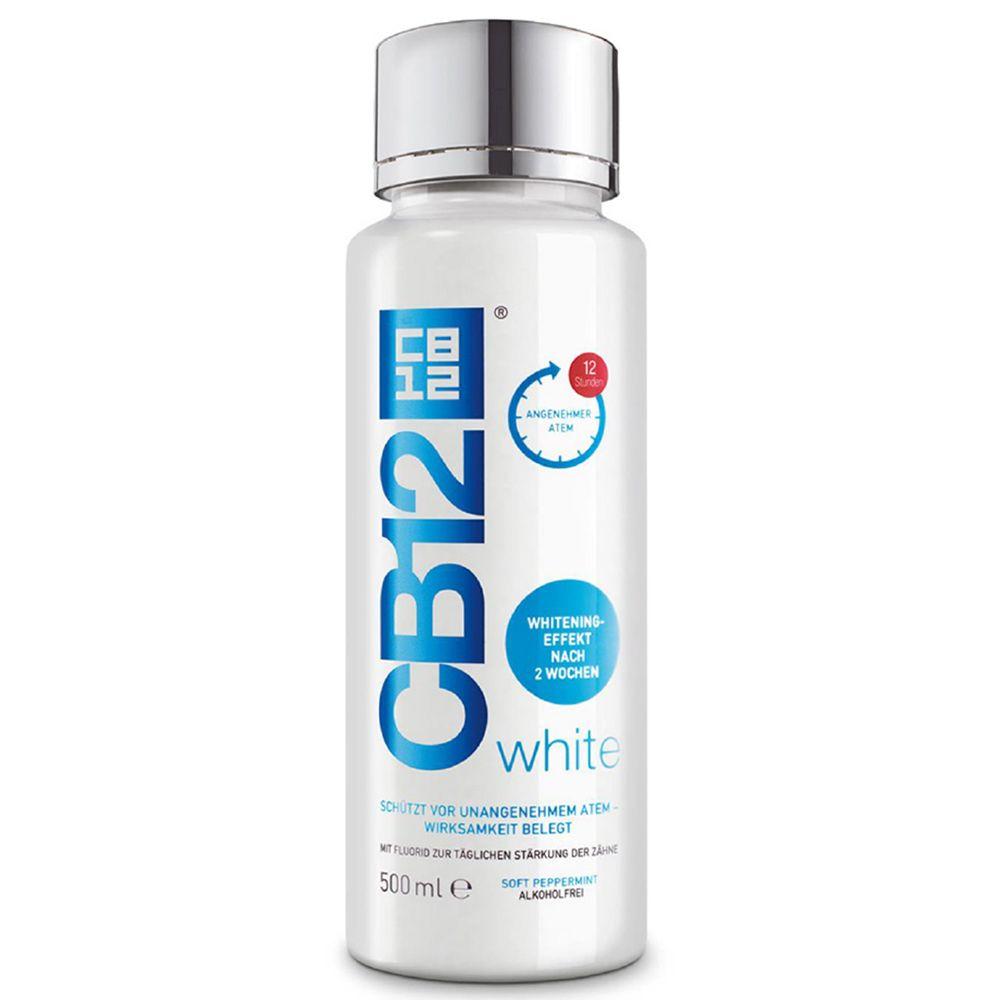 CB12 white Mund Spüllösung – 500ml