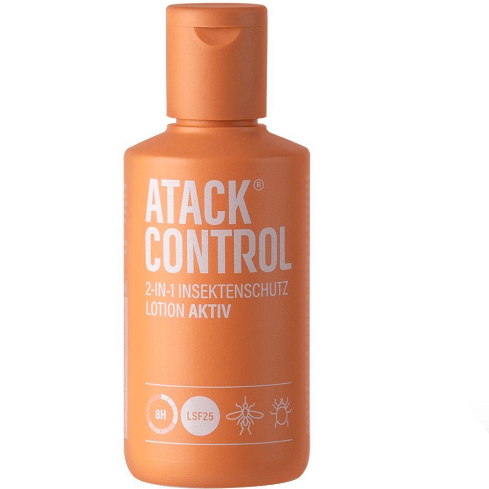 Atack Control Insektenschutz Aktiv 2 in 1® Lotion