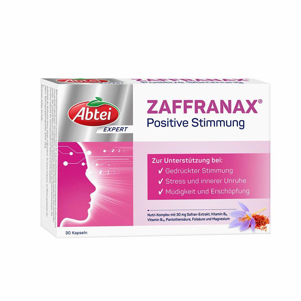 Abtei Expert Zaffranax® Positive Stimmung
