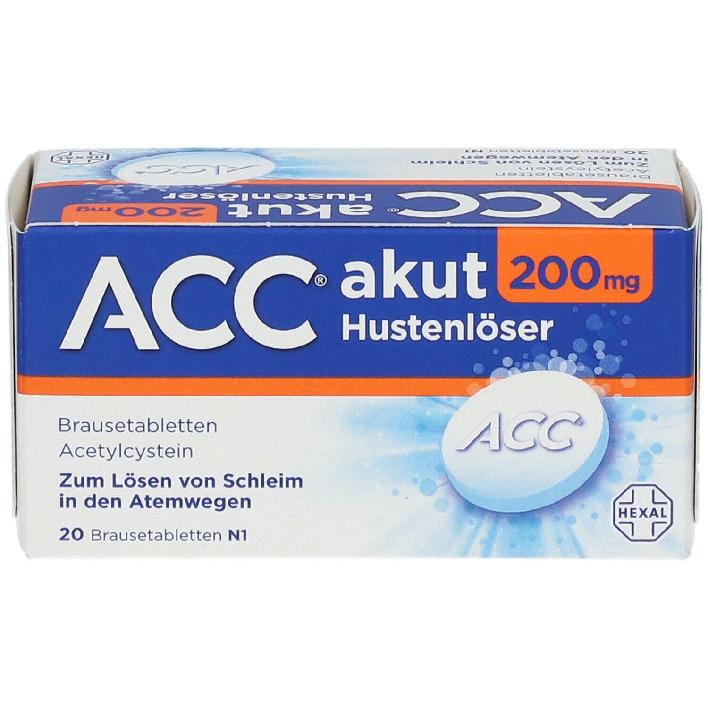 acc akut wirkung