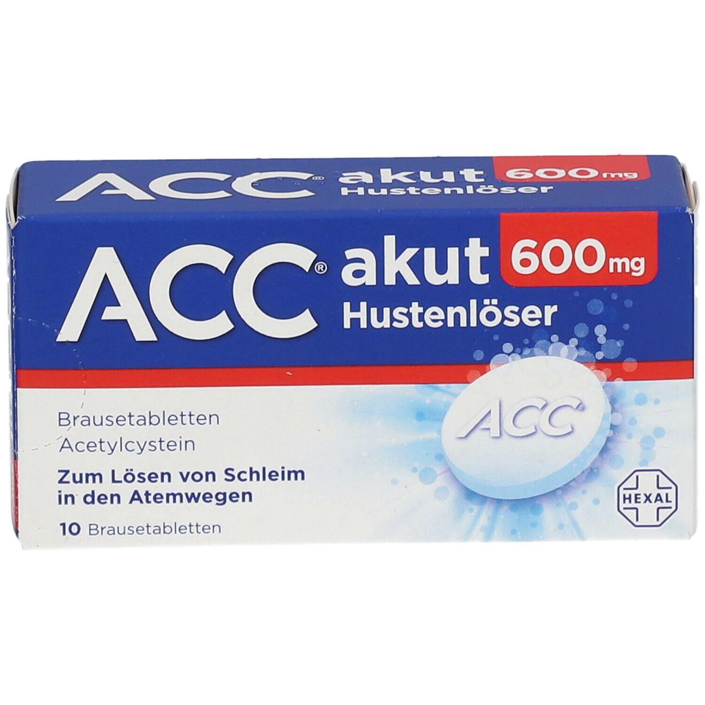 Schnell akut wie 600 acc wirkt wirkt acc