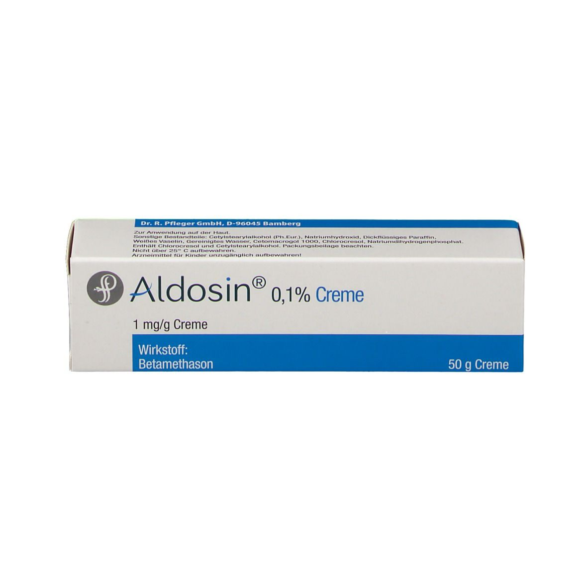 ALDOSIN 0.1% CREME