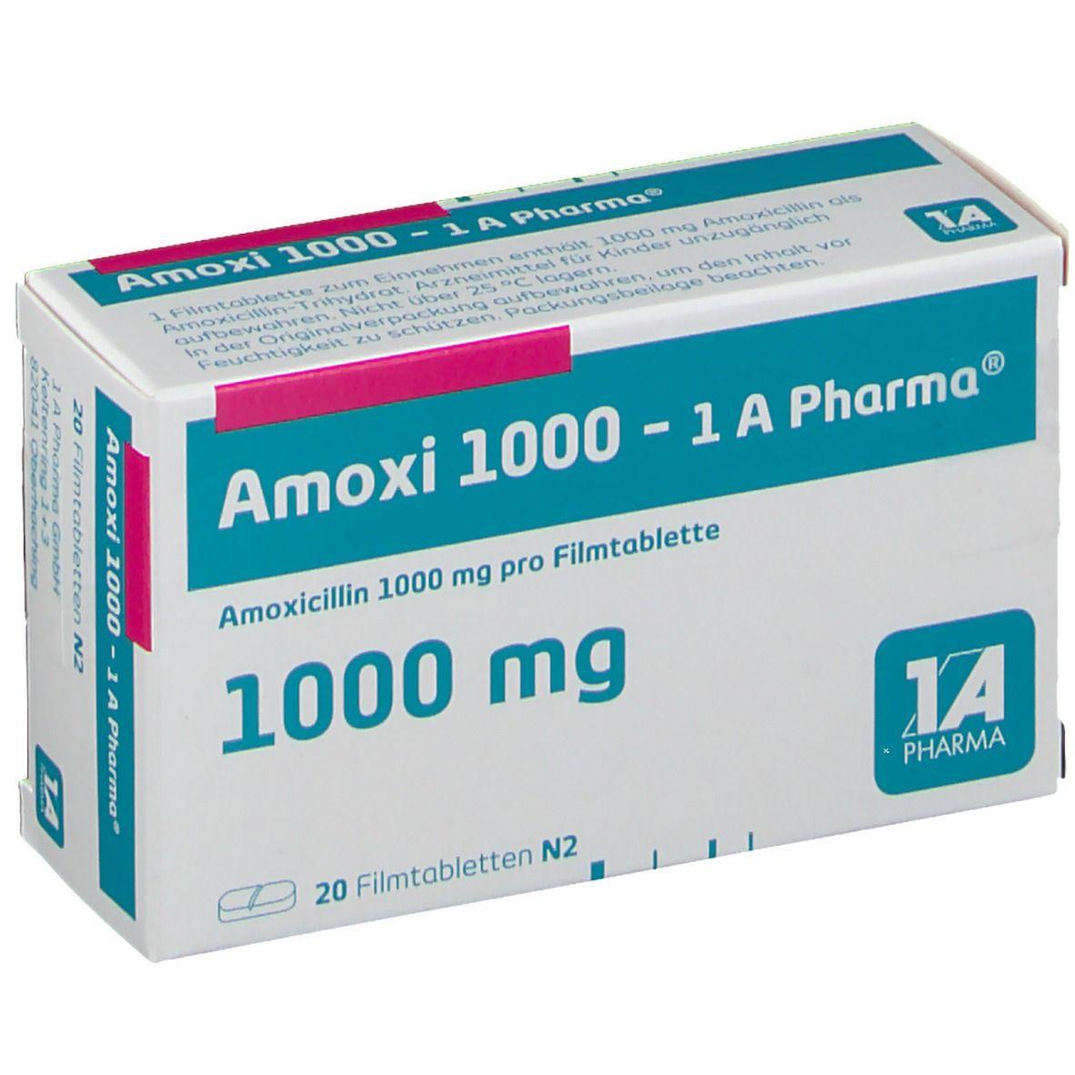 Amoxicillin und paracetamol antibiotika Mag ik