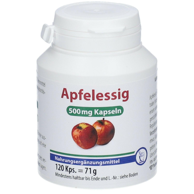 Apfelessig zum Abnehmen in Kapseln