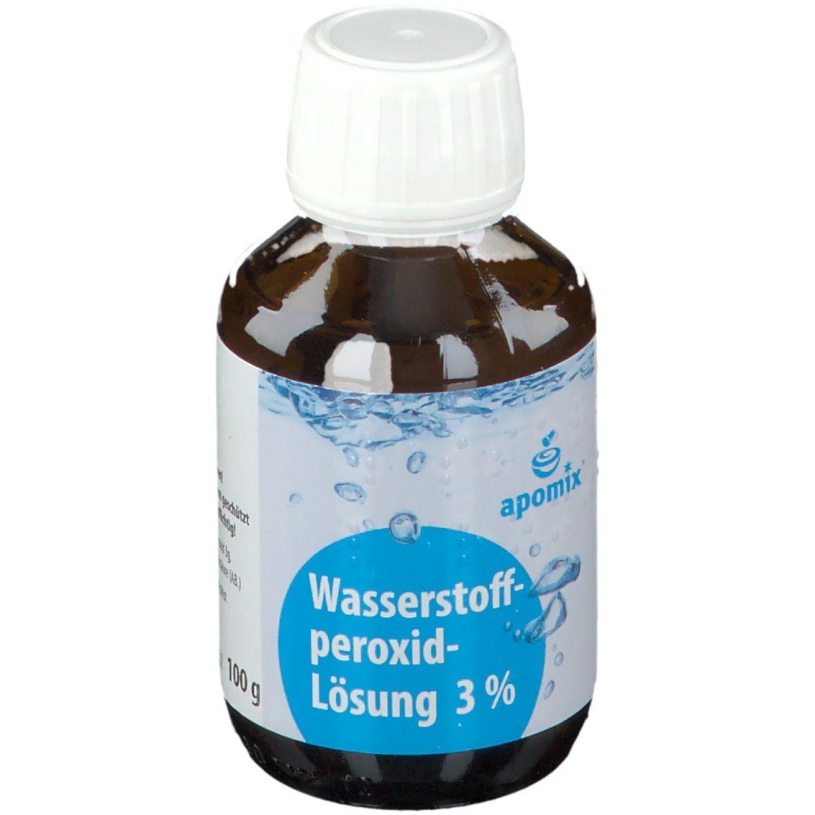 wasserstoffperoxid 3 halsschmerzen